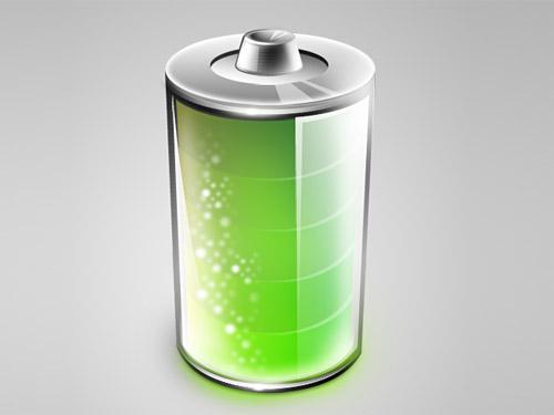 バッテリー PSD ファイル