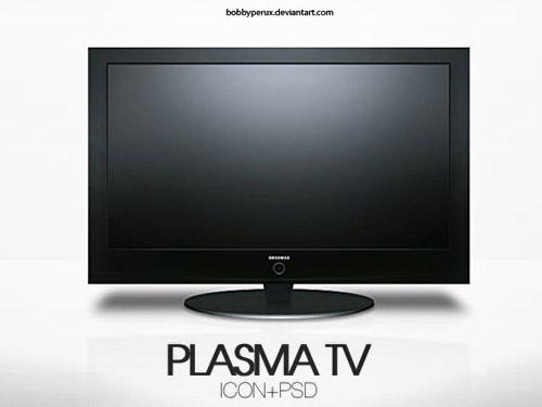 プラズマ テレビの PSD ファイル