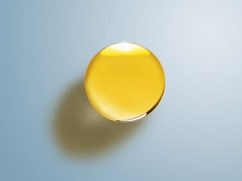 3 d ガラス球