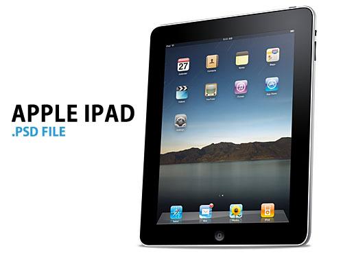 アップル ipad と psd ファイル