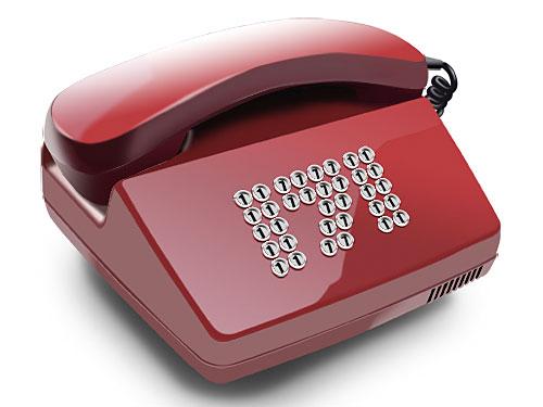 緊急電話 PSD