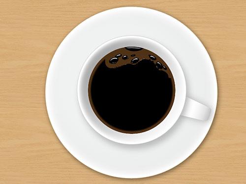 無料の PSD コーヒー カップ