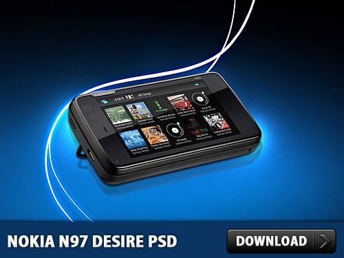 N 97 欲望 PSD グラフィック リソース