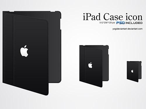 iPad ケース アイコン PSD