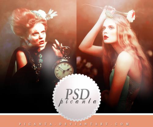 Photoshop の PSD トーンを着色