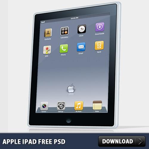 アップル計算された無料の PSD