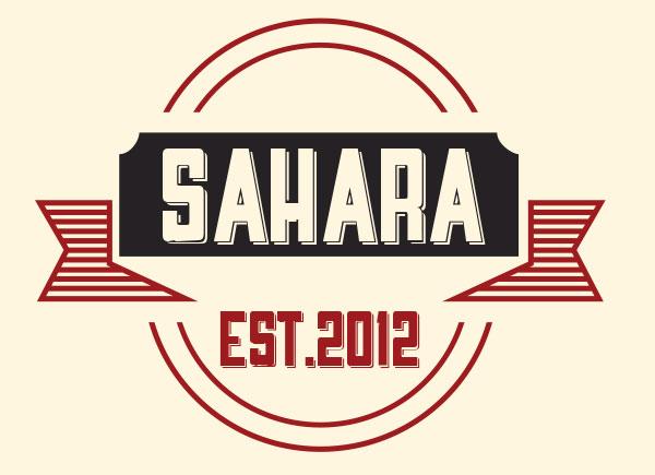 サハラ砂漠のフリー フォント