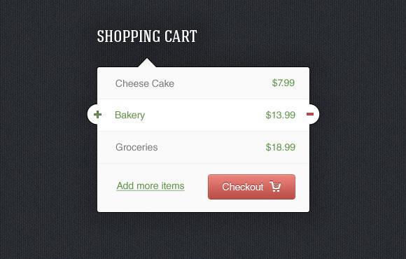 ショッピング カート無料 psd ファイル