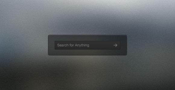 検索バー無料 psd ファイル