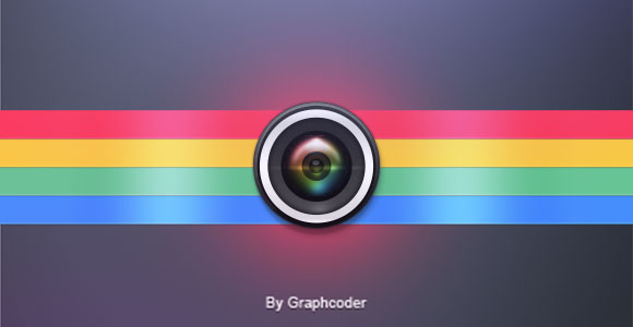 PSD Instagram ランス