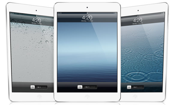 無料 iPad ミニ PSD モックアップ
