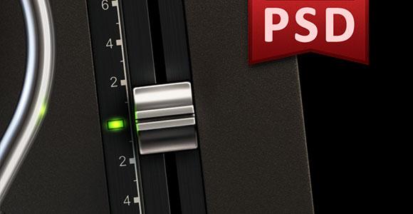 ピッチ ボリューム コントロール PSD