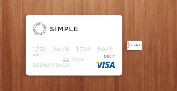 ビザのクレジット カードのモックアップ PSD