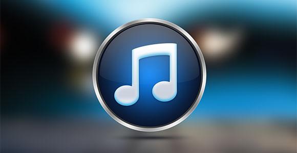 iTunes のアイコン無料 psd ファイル