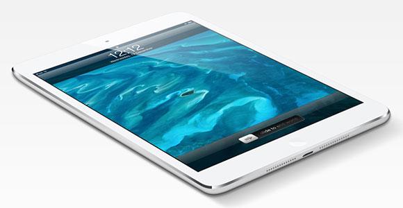 iPad のミニ PSD モックアップ