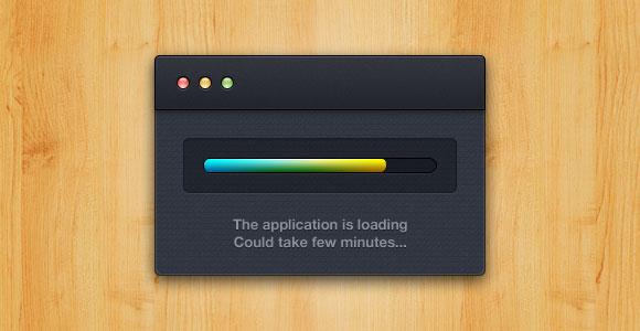 OSX アプリケーション psd ファイルの読み込み