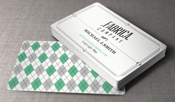 無料 PSD ビンテージ ビジネス カード