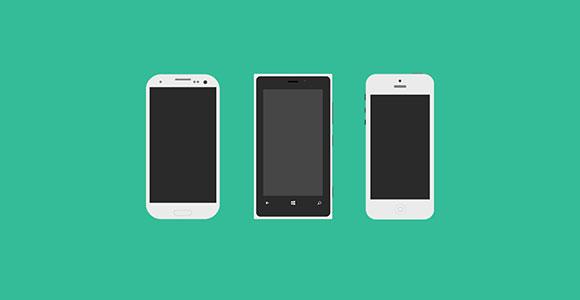 携帯電話の旗艦 PSD