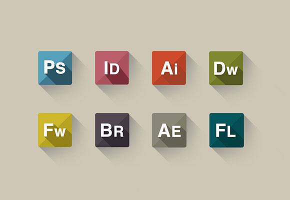 Adobe PSD のアイコンを設定