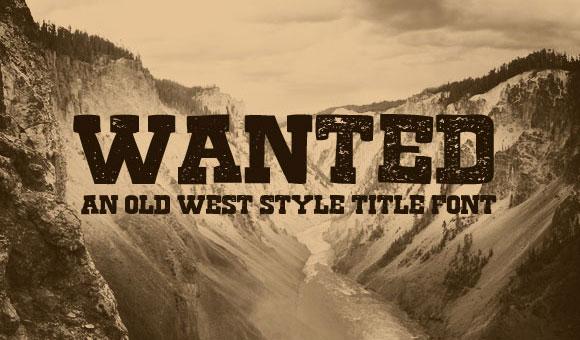 募集 - 旧西のフリー フォント