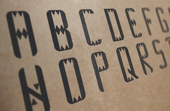 Adic のフリー フォント