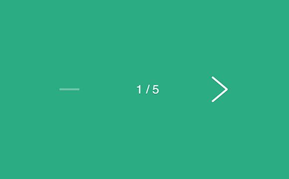 改ページの CSS を曲げる