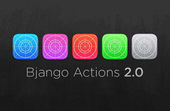 Bjango アクション 2.0