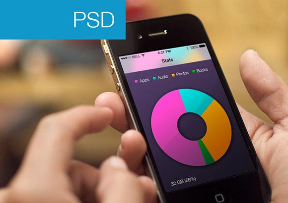統計表示アプリのコンセプト