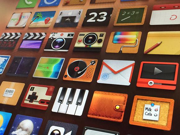 崇拝する - 無料の iPhone (テーマ) の設定アイコン