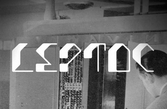 Leptoc フリー フォント