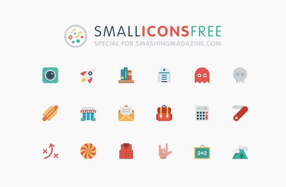 Smallicons - 54 無料アイコン