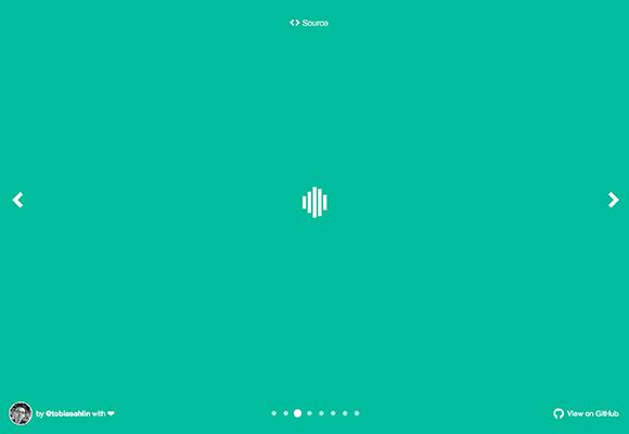 SpinKit - CSS ローダーのコレクション